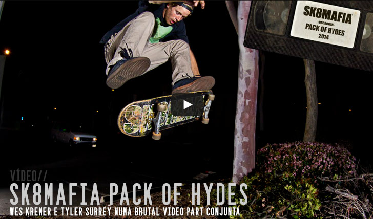 """8058Wes Kremer and Tyler Surrey """"Pack of Hydes"""" part  9:41"""