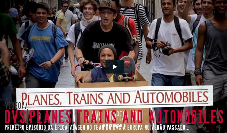 8217DVS Planes, Trains, And Automobiles Episode 1||6:07