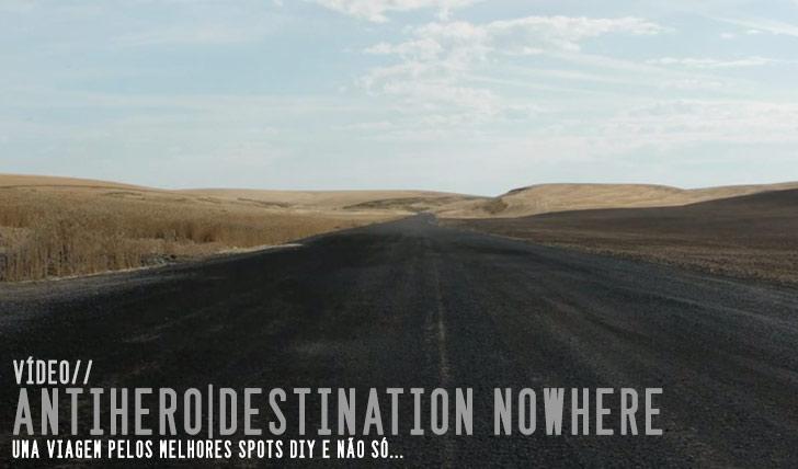 8181Antihero Skateboards: Destination Unknown||27:01
