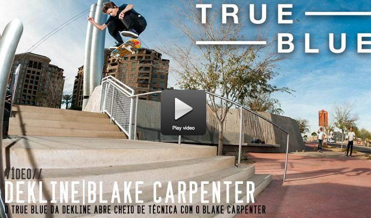 8246DEKLINE True Blue|Blake Carpenter part
