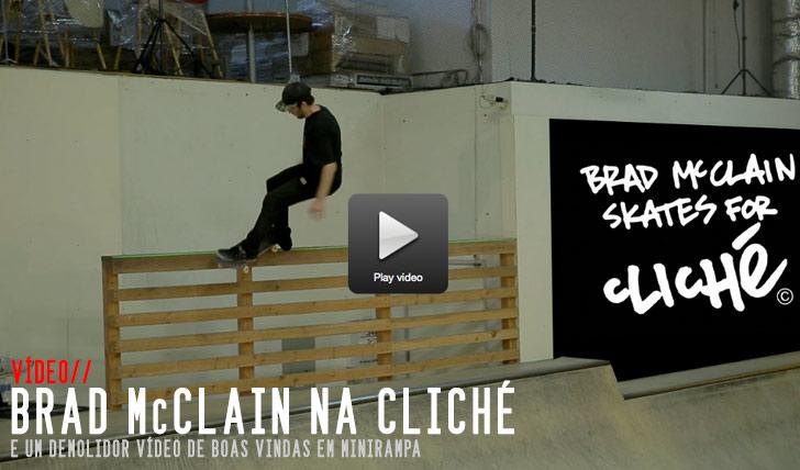 "8399Brad McClain's ""Welcome to Cliché"" ||2:41"