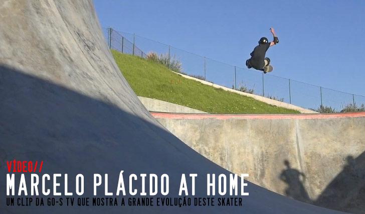 8364GO-S TV|MARCELO PLACIDO AT HOME||1:42