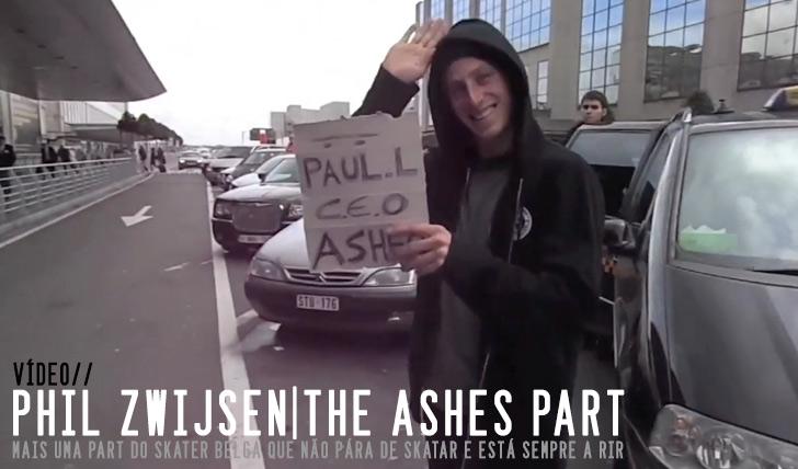 8543Phil Zwijsen|The Ashes Part||4:52