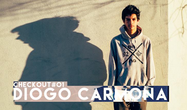 8702CHECKOUT #01|Diogo Carmona