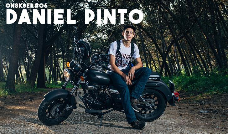 8810ONSK8ER#06 Daniel Pinto