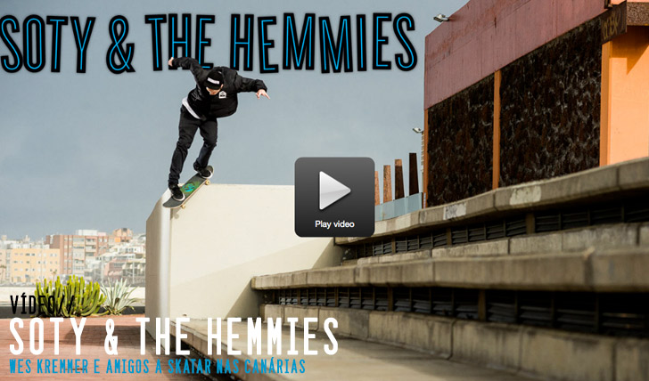 """8758Wes Kremer's """"SOTY & the Hemmie's""""