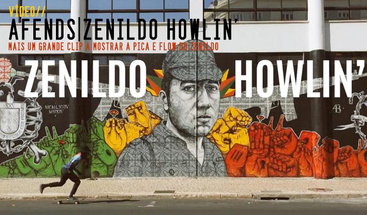 8898AFENDS PRESENTS|ZENILDO HOWLIN'||1:39