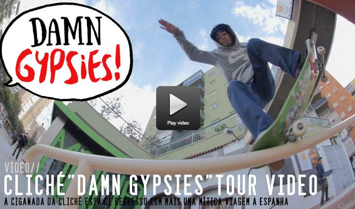 "9056CLICHÉ ""Damn Gypsies"" Tour Video||6:58"