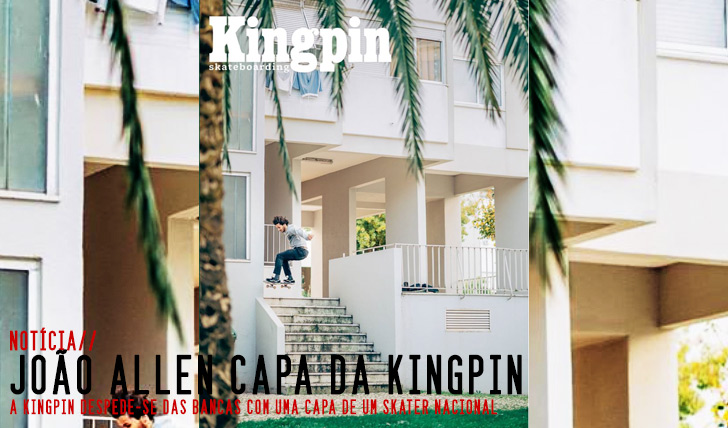 9163João Allen faz a última capa da KINGPIN