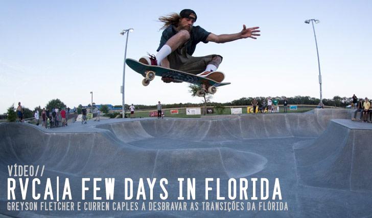 8966RVCA A Few Days in Florida  1:10