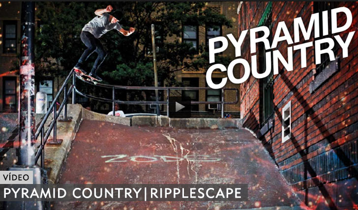"""10734Pyramid Country """"Ripplescape""""