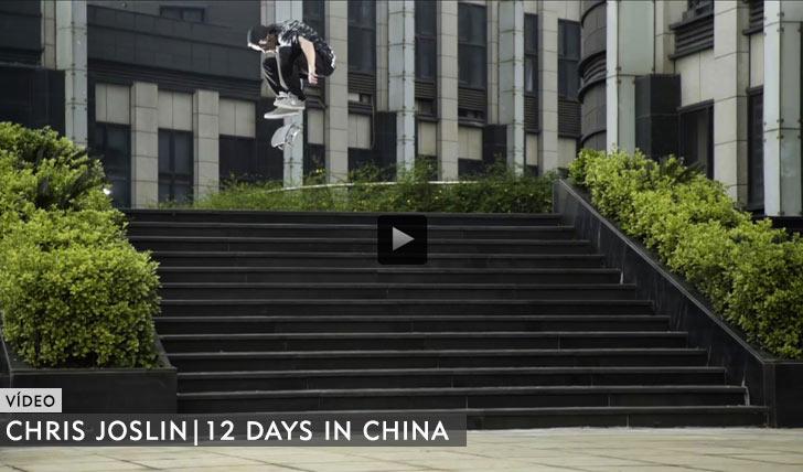 "10876Chris Joslin ""12 Days In China""  2:53"