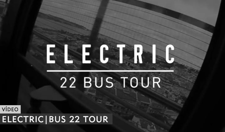 10817ELECTRIC 22 Bus Tour Vídeo  2:49
