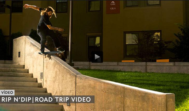 10927Rip 'N' Dip Road Trip Video  8:39