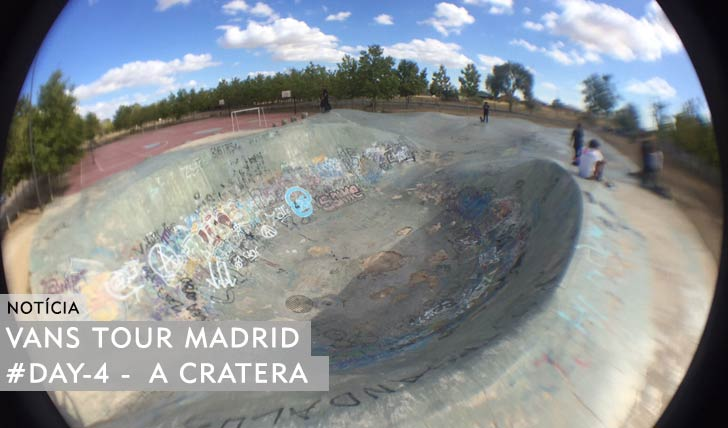 10932VANS TOUR MADRID|#DAY4_A Cratera