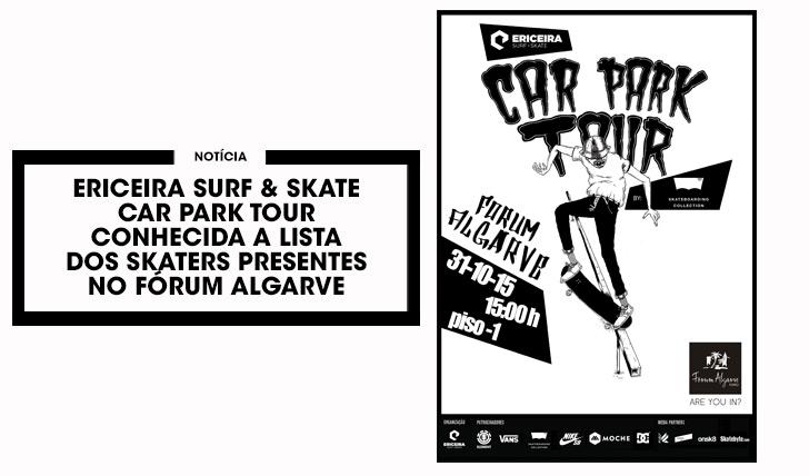 11227ERICEIRA SURF & SKATE Car Park Tour Skaters presentes na etapa do Fórum Algarve