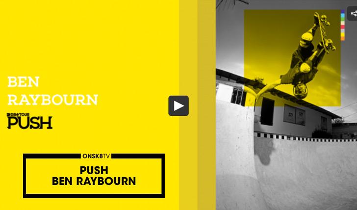 11173PUSH – BEN RAYBOURN||13:31