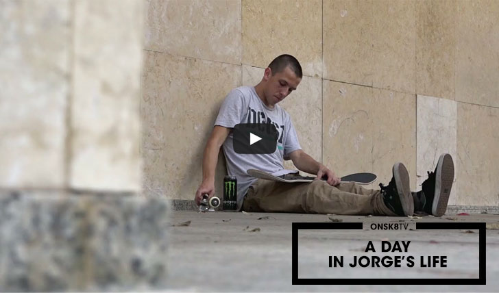 11486A day in Jorge's life||3:45