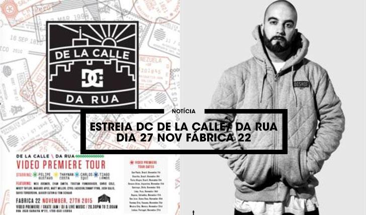 """11431Apresentação do vídeo """"DC:De la Calle/Da Rua"""" 27 Nov. Fábrica 22"""