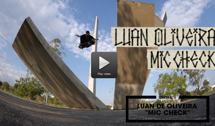 "11425Luan Oliveira ""Mic Check""||4:53"
