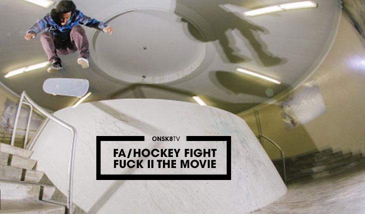 11563FA/HOCKEY FIGHT/FUCK II THE MOVIE||19:16