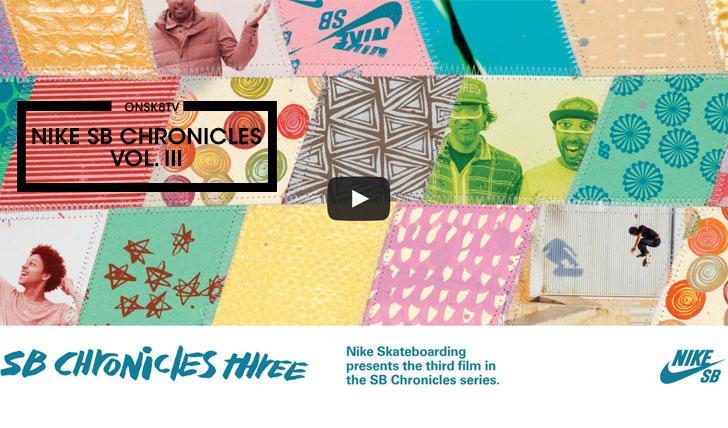11556NIKE SB Chronicles vol.III||33:58