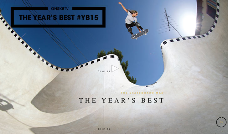 11758THE YEAR'S BEST #YB15 (MONTAGE)  3:47