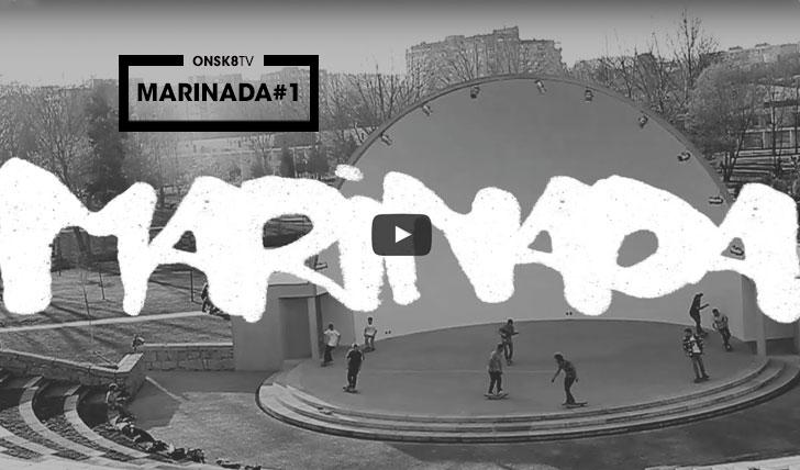 11731Marinada#1|Clandestina Skateboards||6:23