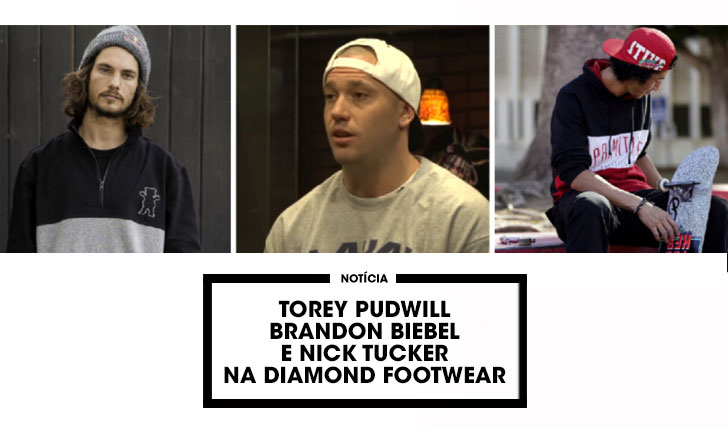 11740Pudwill, Biebel, e Nick Tucker na Diamond Footwear