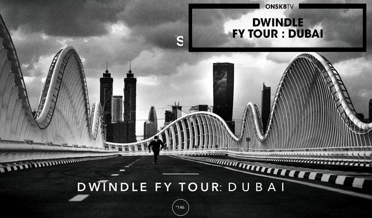 12167DWINDLE FY TOUR: DUBAI  3:26