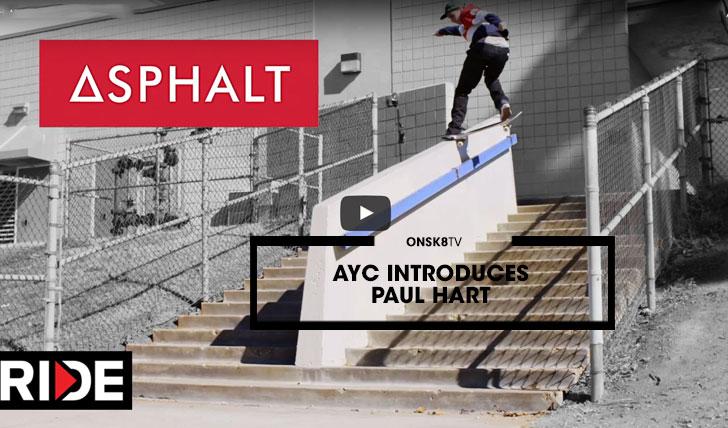 12449AYC Introduces Paul Hart||1:31