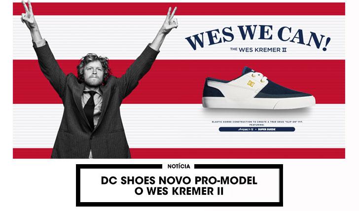 12344DC SHOES  Novo modelo o Wes Kremer 2