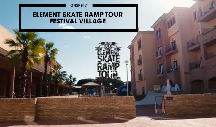 12410Element Skate Ramp Tour Festival Village||4:20