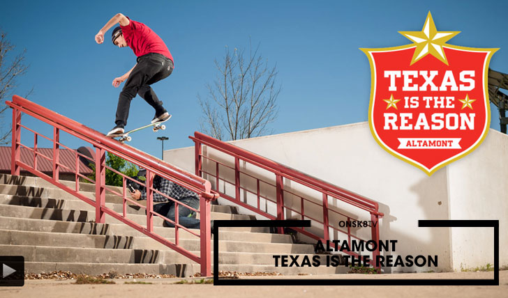 """12955ALTAMONT """"texas is the Reason""""