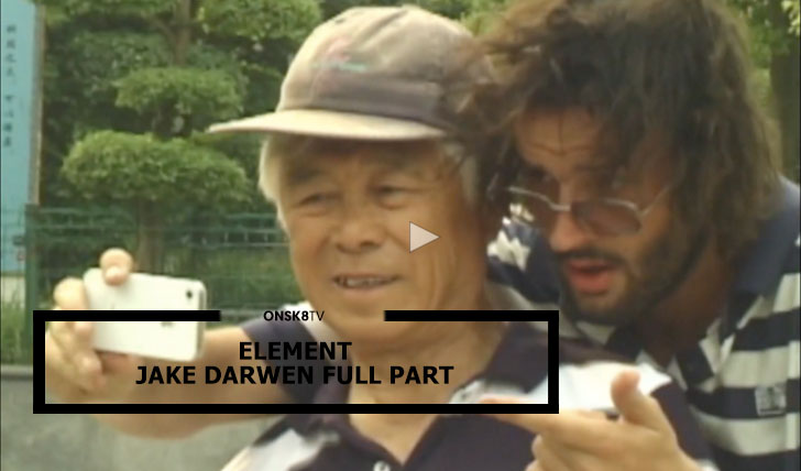 12835ELEMENT Jake Darwen Full Part||5:00