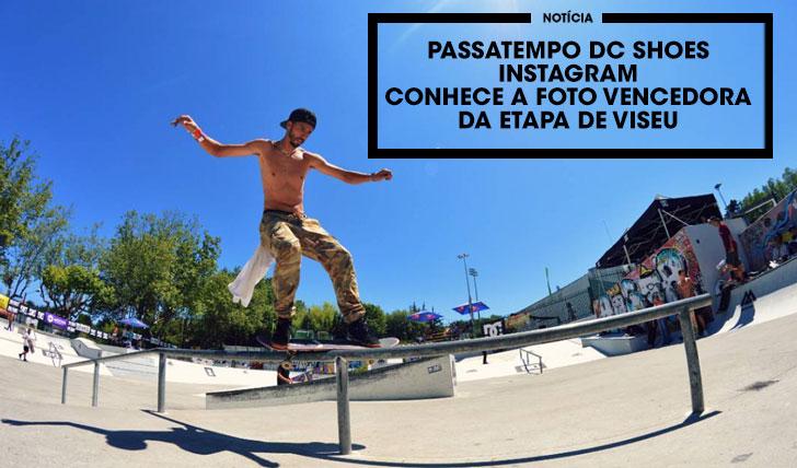 12911Já é conhecido o vencedor do passatempo DC SHOES na etapa de Viseu do DC Skate Challenge