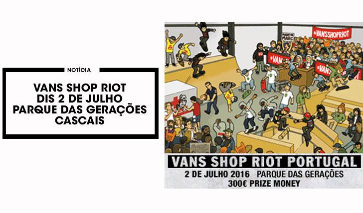 12840VANS Shop Riot 2016|2 de Julho Parque das Gerações