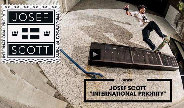 "13256Josef Scott""International Priority""||3:22"