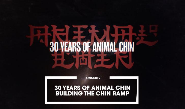 """13866Como foi que a rampa do """"Animal Chin"""" foi construída e como renasceu"""