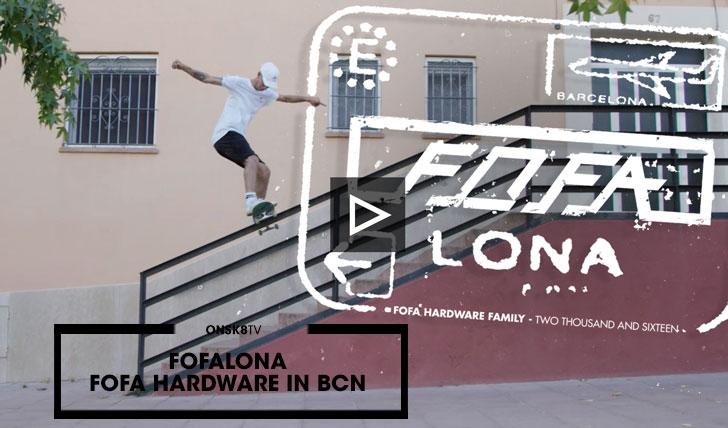 13649FOFALONA|FOFA HARDWARE CREW IN BCN||5:27