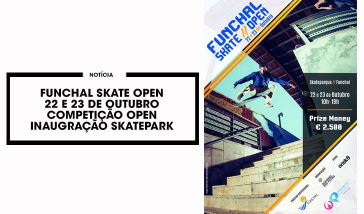 13765Funchal Skate Open 22 e 23 de Outubro