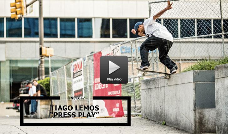"13814Tiago Lemos ""Press Play""||4:37"