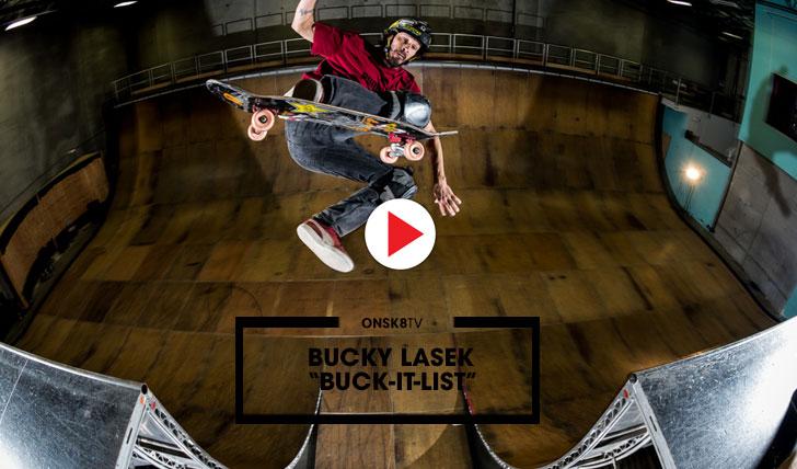 """14059Bucky Lasek """"Buck-It List""""  3:40"""