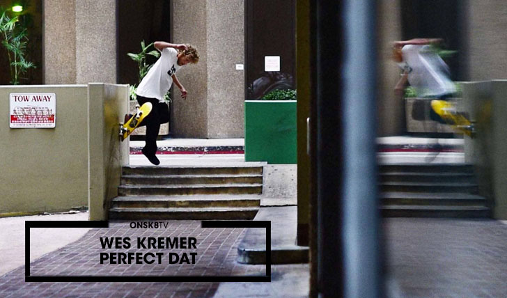 """14184Wes Kremer """"Perfect Day""""  3:35"""