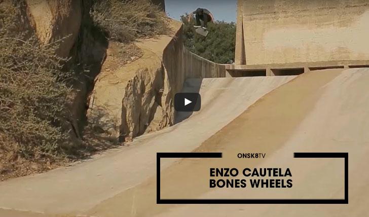 14446Enzo Cautela|Bones Wheels||2:21
