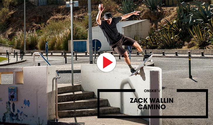 """14626Zack Wallin """"Camino"""" Part  3:52"""