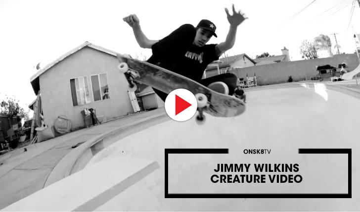 "14750Jimmy Wilkins ""Creature Video""||2:57"