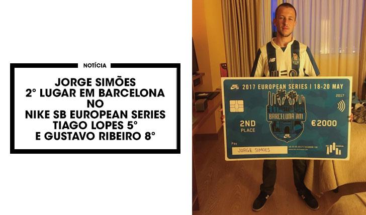 14760Jorge Simões 2ª lugar no European Series em Barcelona