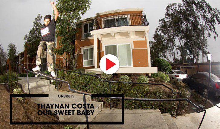 """14721Thaynan Costa""""Our Sweet Baby""""