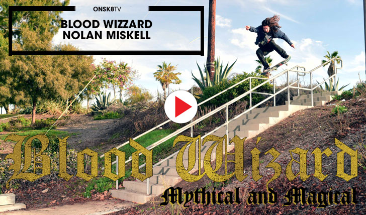 """15299Nolan Miskell """"Mythical And Magical""""  5:14"""